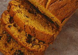 pumpkin-bread
