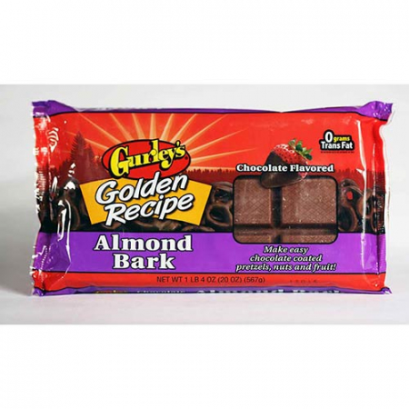 Chocolate Almond Bark 20 oz