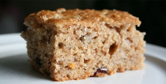 Recipe For Apple Cake With Walnuts