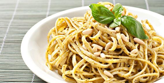 Pignoli & Pasta