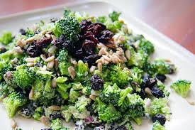 Broccoli Sunflower Salad