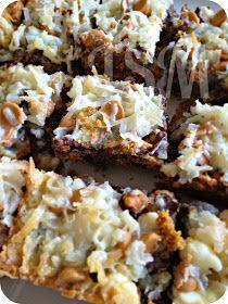 Chippy Dippy Bars (7-Layer Bars)