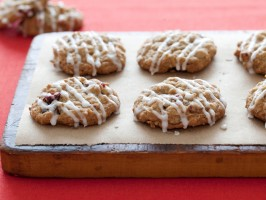 Cranberry Pecan Sandies