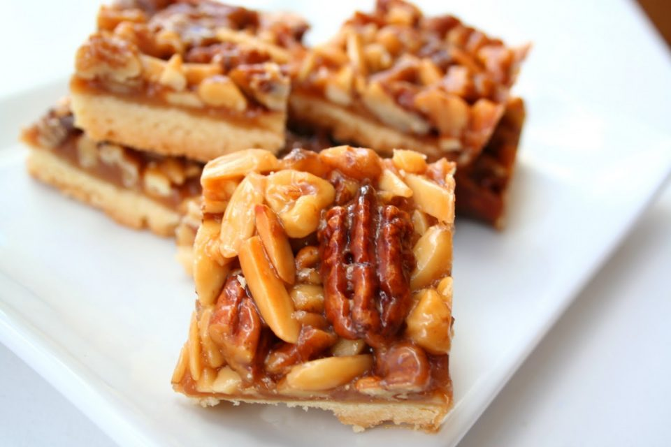 Mixed Nut Bars