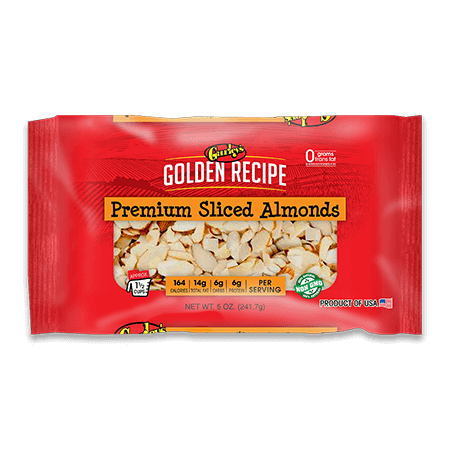 Almond Sliced 5oz