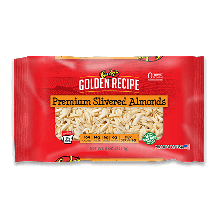 Almond Slivered 5oz