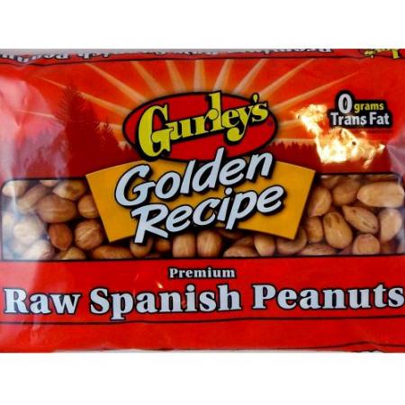 Gurley's Raw Spanish Peanuts